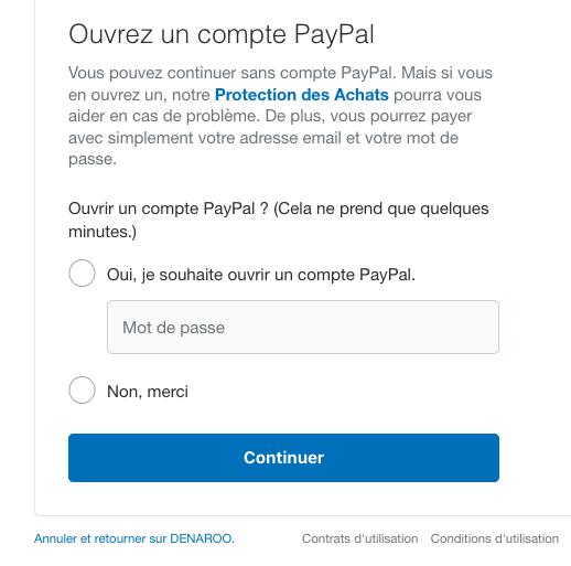 Paypal bis
